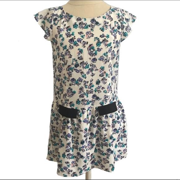 BCBGeneration Dresses & Skirts - BOGO50%! BCBG Shift Dress Boho Floral Casual Flowy